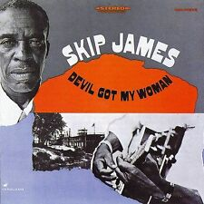 Skip James - Devil Got My Woman (VMD 79273)