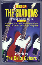 Hits Of The Shadows. Features Version Of The No.1 Hits (1997) Musicassetta NUOVA