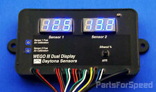 Daytona Sensors WEGO III Dual Channel Wideband Oxygen Sensor Air Fuel Ratio