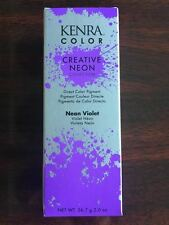 KENRA COLOR CREATIVE NEON COLOR NEON VIOLET 2 OZ Free Shipping