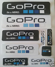 Gopro icon logo sticker For Gopro Accessories Store fit for Gopro Hero 4 Hero 3