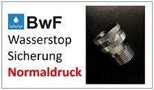 BwF I Wasserstop Aquastop Schlauchplatzsicherung Wasserfilter Waschmaschine