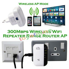 Ripetitore Wifi Amplificatore 300Mbps Wireless-N Router AP Gamma Extender