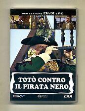TOTÒ CONTRO IL PIRATA NERO # EXA Entertainment - Minerva Pictures DVD-Video
