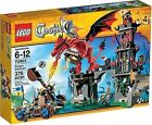 NEW RARE SEALED IN BOX LEGO SET CASTLE 70403 DRAGON MOUNTAIN BUILDING TOY