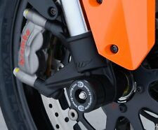 R&G Racing Fork Protectors to fit KTM 1290 Superduke R 2014-