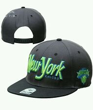'47 Brand New York Knicks de neón retroscript Gorra Sombrero