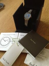 ladies paul smith watch With Adjustable Bracelet And Second Hand Dial