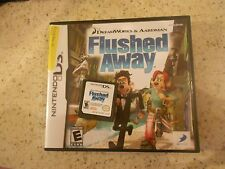 Flushed Away CIB (Nintendo DS, 2006) Complete DS game