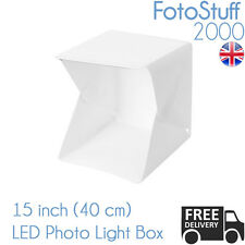 Professional piccolo 40 cm PHOTO Studio Kit MK40 MINI PORTATILE scatola luminosa CUBE Tenda