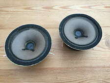 Very high quality vintage GRUNDIG German tweeters (147286)