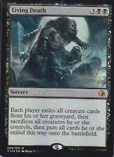 MAGIC Living Death FOIL From the Vault Annihilation