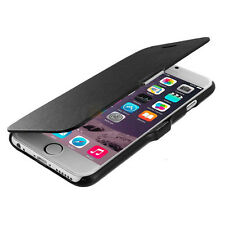 Magnetic Flip Leather Hard Pouch Wallet Cover Case For iPhone 6s / 6 Plus 5/s 4s