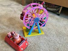PEPPA PIG Ferris e auto con WHEEL 6 Figure