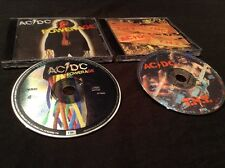 SALE $89 AC/DC COLLECTOR CD PART SET TNT POWERAGE ALBERT MADE IN AUSTRALIA 1995