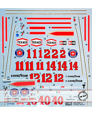 76-77 FULL SPONSOR DECAL for TAMIYA 1/20 McLAREN M23