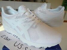 NEW ASICS GEL-KAYANO TRAINER EVO MONO WHITE H5Y3Q 0101 SZ 11 FIEG KITH Patta