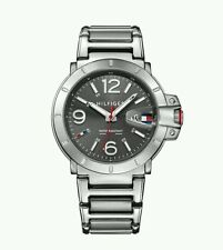 TOMMY HILFIGER MEN BRACELETTE WATCH 1791262 MEN 100 STAINLESS STEEL *VALENTINE*