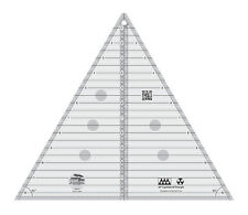 """Creative Grids 60 Degree (Finished Size Up to 12"""") Triangle Sewing Ruler"""