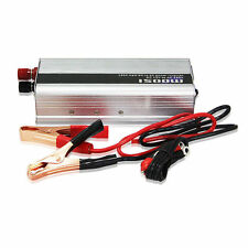 1500W Car DC 12V to AC 220V Power Inverter Charger Converter for Electronic DII