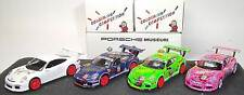PORSCHE 911 991 gt3 Colouring Competition Set 2015-Spark 1:64 Museo Edition