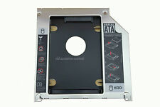 New! For Apple Macbook Pro Optibay 2nd Hard Drive Caddy Adapter SATA 9.5mm Fit