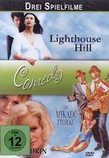 DVD - Drei Spielfilme - Comedy - Lighthouse Hill, Das Mikado Projekt u.a.