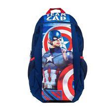 Oficial Urban Capitán América Guerra Civil equipo Cap Mochila-Avengers