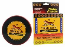 Tiger Balm  Ultra Strength Pain Relieving Ointment 1.7 oz.