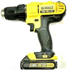 Dewalt DCD 771c 13MM 300W 18V Hammer Drill +Extra Battery-Manufacturers Warranty