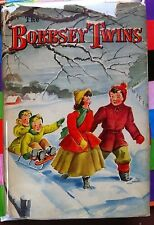 The Bobbsey Twins by Laura Lee Hope c1950, Acceptable Hardcover