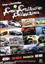 The Ultimate Car Culture Collection NEW 4-Disc Set Buy 2 Items-Get $2 OFF