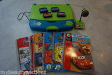 Leap Frog / Leap Pad Learning System Bundle. Games / Books / Micrphone. # 30004.