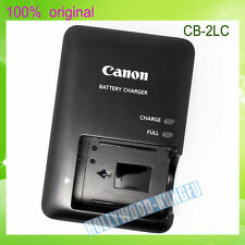 Genuine Original Canon CB-2LC Battery Charger Canon NB-10L Battery SX40 HS G1 X