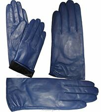 Leather gloves. Woman's Size XL. Leather winter Gloves. Dress Gloves. New Gloves