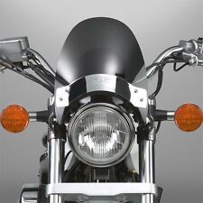 SUZUKI GS500E 1990-02; GS550 1977-82 NATIONAL CYCLE FLYSCREEN WINDSHIELD N2544