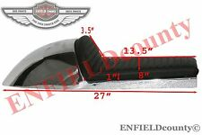 ALUMINIUM ALLOY COMPLETE SEAT BENELLI MOJAVE CAFE RACER 260 360 MOTORCYCLE @UK
