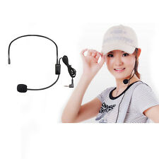 Educational lectures Headset Microphone Headset Amplifiers 3.5mm Audio Interface