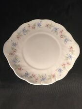 Queens China Claire Pattern Dinner Plate/sandwich Plate