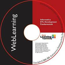 Informatica 9.6.x: Data Integration and ETL Essentials Training Guide