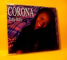 MAXI Single CD CORONA Baby Baby 6TR 1995 eurodance ZYX