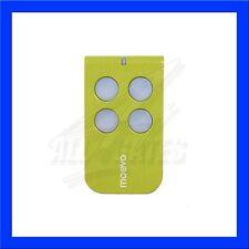 MOOVO MT4V remote control 433,92 MHz 4-channel Green