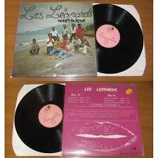 LES LEOPARDS DE LA MARTINIQUE - S/T French LP Zouk Funk
