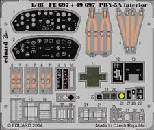 Eduard 1/48 Consolidated PBY-5A Catalina Interior for Revell # FE697