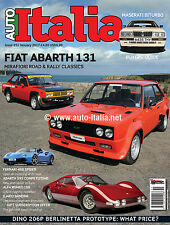 Auto Italia Magazine issue 251