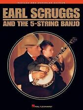 Earl Scruggs and the 5-String Banjo : Revised and Enhanced Edition by Earl...