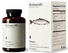 Perricone MD Omega 3 Anti-Aging Dietary Supplements 90 capsules / 30-day Supply
