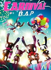 [FREE SHIPPING] B.A.P - 5th Mini [CARNIVAL Special ver.] BOOKLET+STANDING+PHOTO