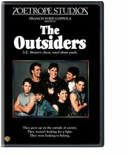THE OUTSIDERS (1983 Tom Cruise)    - DVD - Sealed Region 1
