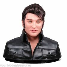 WOWWEE ALIVE THE KING ELVIS PRESLEY ANIMATED SINGING TALKING ROBOT BRAND NEW